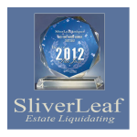 SilverLeaf Estate Liquidating Logo
