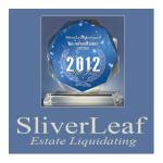 SilverLeaf Estate Liquidating Logo