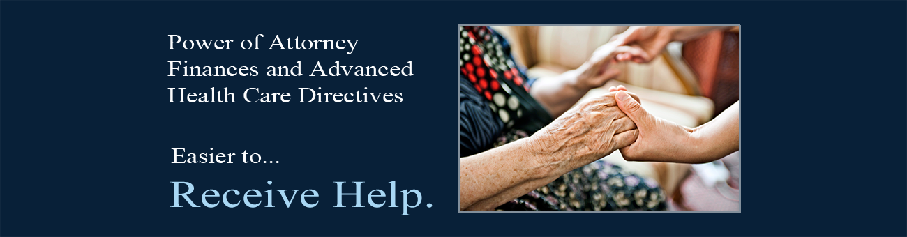 Power of Attorney for Finances and Health Care